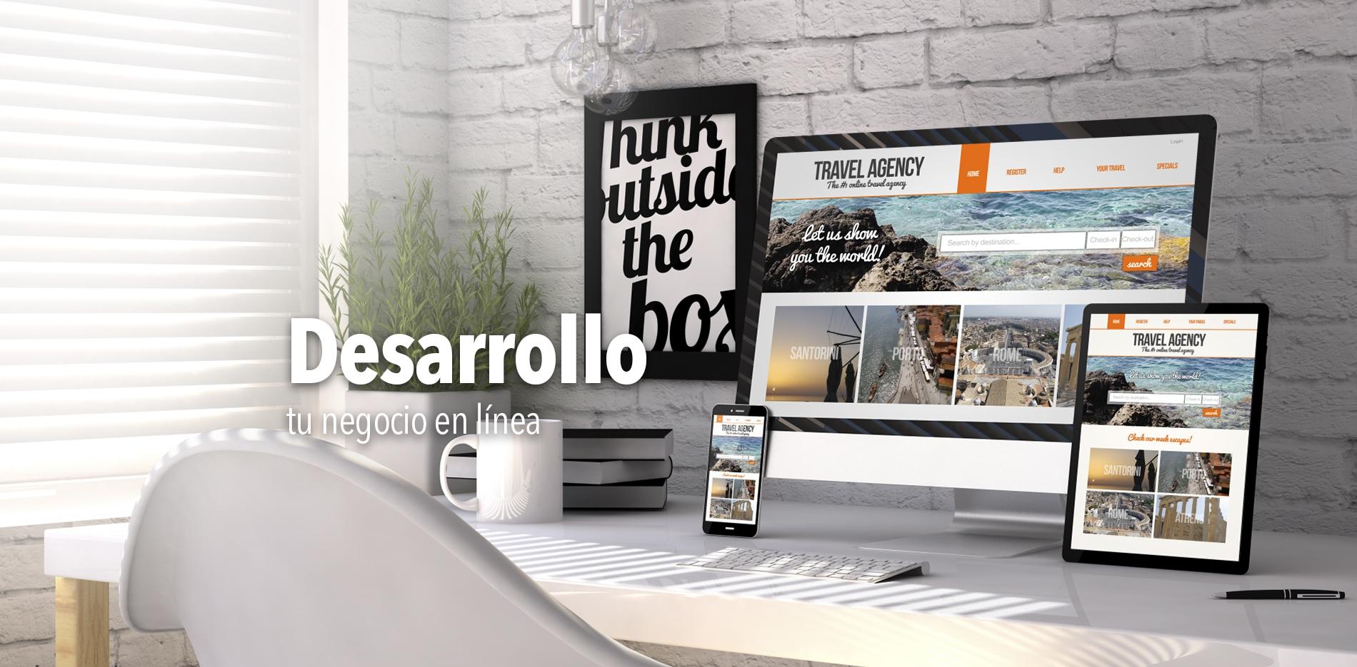 Desarrollo de paginas web en Tacna